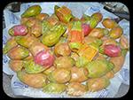 Gluten Free Martorana Fruits
