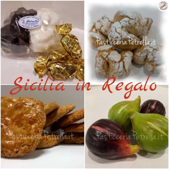 Sicilia in Regalo - mini plus- biscotti