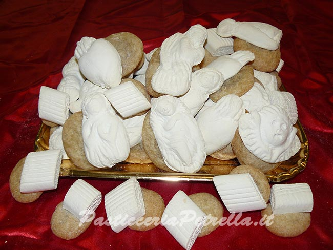 Carnation's biscuits, I Morticini (500 Gr)