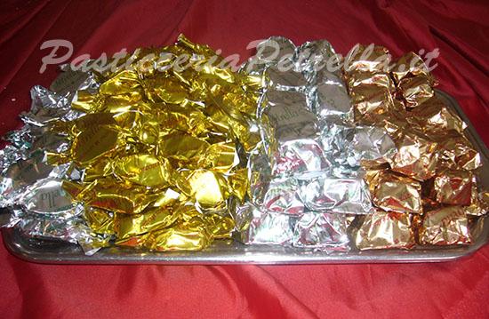 Nougats, candy shape (800 gr)