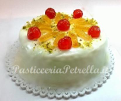 Cassata Siciliana (kg.1,5) Novità in Arrivo